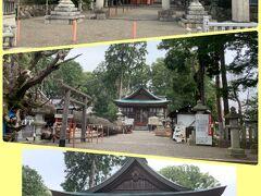 上の写真を最後に駐車場まで戻り本日の走行距離は27km程でした。 せっかくのお出掛け、御朱印を頂きたいよ~と検索し車で来たのは『加茂神社』  【加茂神社】 http://kamo-jinjya.or.jp/