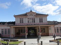 JR日光駅です。
