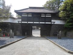 懐古園三之門
