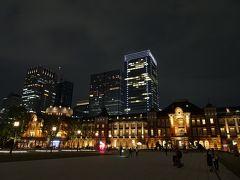 金曜夜、久しぶりの東京。4月頃には車両に乗客一人なんてこともあった新幹線も、徐々に賑わいが戻ってきた感じがします。