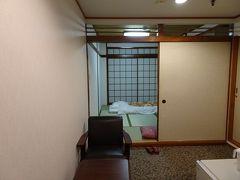 当日中に帰宅することもできましたが、折角遠くまで来たので、鬼怒川温泉で宿泊して翌日のんびり帰ることにしました。1泊2食付で7480円がGo to travelで4862円(+入湯税150円)。
