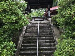旅館をチェックアウトして長岳寺へ。 武田信玄公終焉の地で、遺骨を安置したとされるお寺さんだそうです。 沙羅双樹の花がきれいに咲いていました。御朱印をいただきました。
