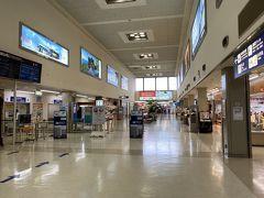 小松空港の利用は、これで年内最後の予定。  次に来るときはJGC会員(*´∀`*)