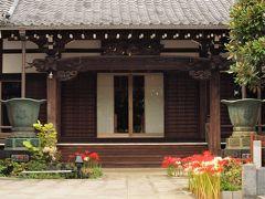 了俒寺(りょうごんじ)本堂 両脇に立派な雨水桝 があります。