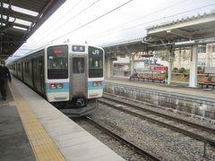 JR中央線・富士見駅