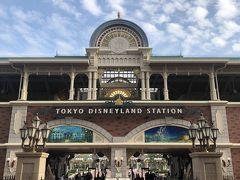 東京ディズニーランド・ステーション駅