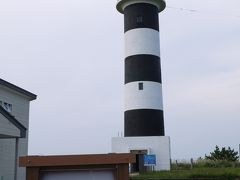 続いて、入道崎灯台へも行きました。