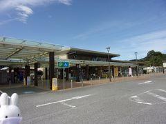 九州道から鳥栖ジャンクションへ、そして大分道へ入ります。 山田サービスエリアに入ります。