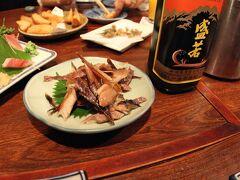 「魚味幸」で夕食に郷土料理