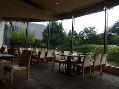 コンチネンタルレストラン フィレンツェで朝ごはん