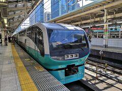 東京駅に到着です、