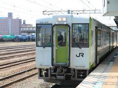 郡山駅 キハ110系