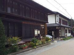 「下諏訪町立歴史民俗資料館(宿場街道資料館)」 11:02通過。 無料休憩所ですが、月曜はお休みのようです。