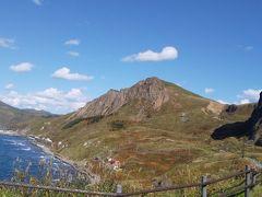 ここから見る風景もアイルランドやスコットランド のハイランドで見た景色に似ていました。 スコトン岬、スカイ岬、桃台猫台は日本では あまり見たことがない異国の風景があります。
