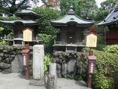 浅草寺にも観光客はまばらです。