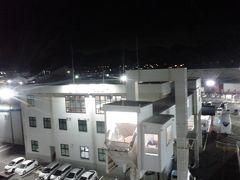 午前5時半頃北九州新門司港に到着です。