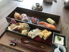 今朝は和定食をいただきます。  軽井沢、長野の食材を中心に丁重に作られた和定食。 美しいし、うんまい。 信州のお野菜がおいしい。