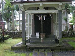 磐裂神社 日光西町五社の一つらしい。