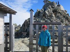 立山(雄山)頂上にある立山神社