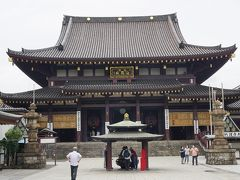 ●大本堂@川崎大師  真言宗智山派の大本山。 平間兼乗を開基とし、1128年に創建されました。 厄除けで有名ですが、健康長寿、商売繁昌、家内安全のご利益もあります。