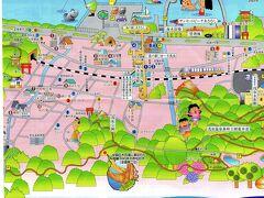 浅虫温泉地図