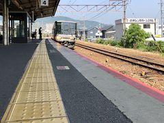 通勤はほとんど新快速に乗車する。