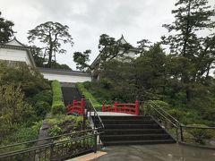 今回の旅行は小田原城からスタートしました。