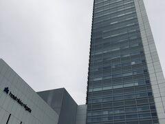 『ホテル日航新潟』で今日から2泊 県を跨いでの実家、 車にイタズラされたり近所から苦情があっても嫌なので GoTo をしっかり利用した。  2人で2泊なのでここでは4000円分の電子クーポンまでGET!