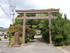 水若酢神社、隠岐一宮