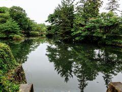 今まで狭山湖の周りを歩いていた感じの狭山三十三観音ですが こちらは狭山池。 湖から池に小さくなっちゃいましたね。