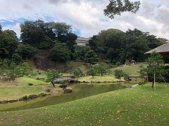 第3代藩主前田利常により作庭された玉泉院丸庭園。