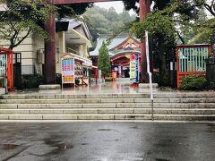 仙台城跡の本丸跡に創建された「護国神社」正面の大鳥居。 明治以降の戦死者を祀る神社です。