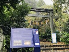 るーぷるバスで次に向かったのは「大崎八幡宮」 慶長12年(1607)伊達政宗によって仙台総鎮守として創建されました。  バスを降りて道沿いにある巨大な「一之鳥居」は写真撮らなかったけど、とても立派な鳥居でした。  こちらは石造の「二之鳥居」 一之鳥居よりは小ぶりですが、四代藩主伊達綱村が寄進し、1668年築という由緒ある鳥居で、宮城県の有形文化財に指定されています。