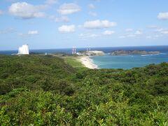 ロケットの丘よりの眺め(全景)