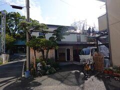 見所14:関次商店  パン屋になっていました。
