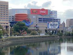 久しぶりの福岡はキャナルシティ博多という大きなモールが出来ていました。