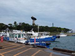 鹿島港湾内遊覧船