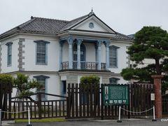 07:45 旧本庄警察署(本庄市 歴史民俗資料館跡)