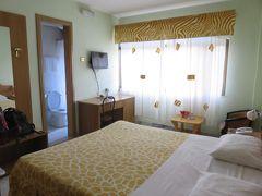 アスマラのホテルに到着。初日と同じCrystal Hotelを利用。 初日よりかなり良い部屋でした。