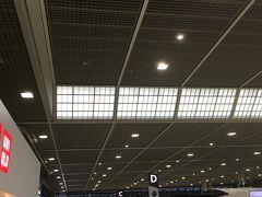 成田空港。 3年ぶり、2回目のハワイ旅行です。