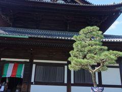 法堂も特別公開中。東福寺の本堂にあたります。  中には堂本印象の天井画「蒼龍図」。