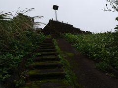 最後にもう一つの展望台、尾山展望公園へ。