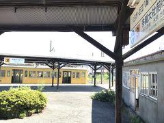 滋賀県の地方私鉄 近江鉄道  地元では、よく揺れるさまから『ガチャコン』 と呼ばれているそうです。