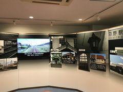 以前、彦根駅構内にあったミュージアムが 八日市駅構内に移転して開業しました。  近江鉄道の歴史や、かつて使われていた 道具や機械など実際にさわって体験できる ものもあります。