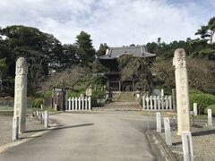 おお!今日一番大きいお寺かも。