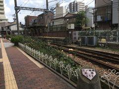 改めて、東京さくらトラムの始発である三ノ輪橋停留所を。下町っぽさというかノスタルジー感を醸し出してますね。