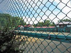 上皇様、上皇后様のロマンスの場所、軽井沢会テニスコート