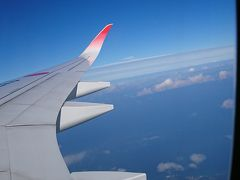 JAL901  06:20発でしたが、受託手荷物機の不具合で遅延出発で  09:00着予定が09:20着に那覇空港へ到着。 豊崎にあるOTSレンタカーから出発しました。