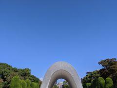 原爆ドームとあわせ、広島にきたら必ず立ち寄りたい場所。 犠牲になった方のご冥福と世界平和を祈ります。
