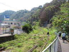 鹿児島中央駅からJR指宿枕崎線で山川駅へ。